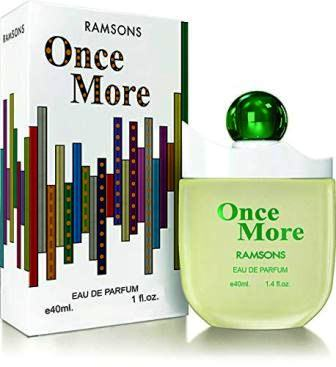 RAMSONS ONCE MORE PERFUME - 40 ML
