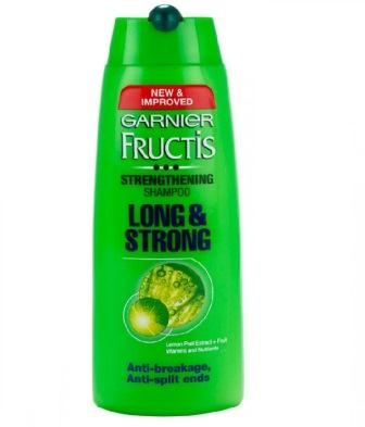 GARNIER FRUCTIS LONG & STRONG SHAMPOO - 175 ML