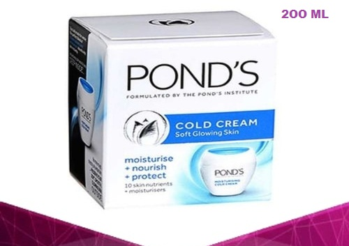 PONDS COLD CREAM SOFT GLOWING - 200ML