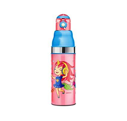 MILTON KOOL STUNNER 600 INSULATED SCHOOL BOTTLE (INNER STEEL BODY) - 520 ML
