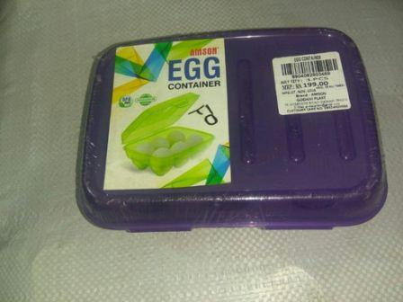 AMSON EGG DESIGNER TRAY - 1 PC