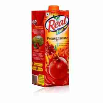 REAL FRUIT JUICE (POMEGRANATE) - 1 LTR CARTON
