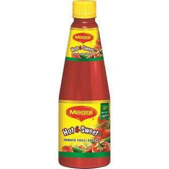 MAGGI HOT & SWEET (TOMATO CHILLI) SAUCE - 1 KG
