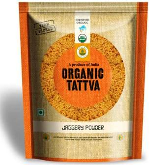 ORGANIC TATTVA JAGGERY POWDER - 500 GM