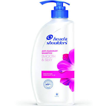 HEAD & SHOULDER SMOOTH & SILKY SHAMPOO - 680 ML