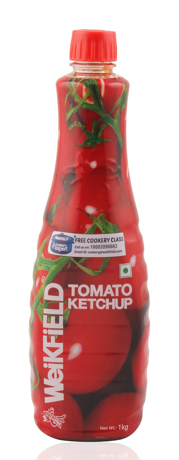 WEIKFIELD TOMATO KETCHUP - 1 KG