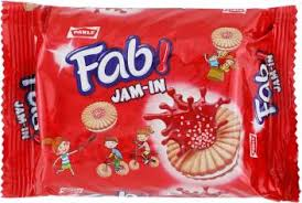 PARLE FAB JAM IN - ORANGE - 50 GM