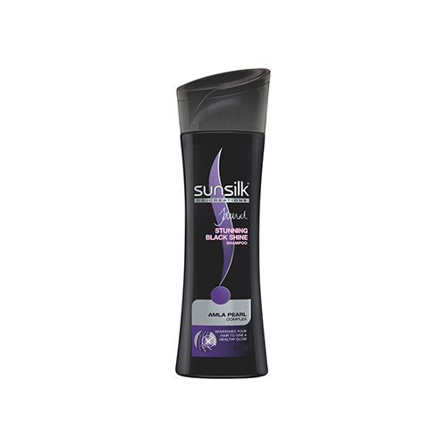 SUNSILK STUNNING BLACK SHINE SHAMPOO - 80 ML SPECIAL PRICE