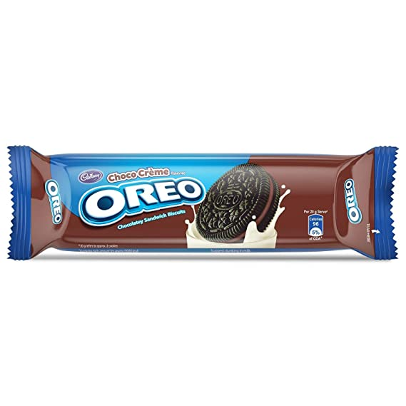 CADBURY OREO BISCUITS - 50 GM