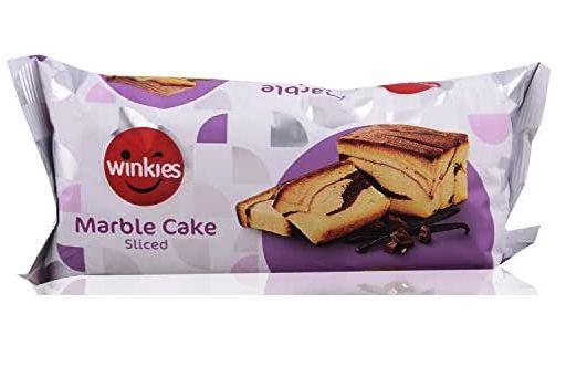 WINKIES MARBLE CAKE SLICED - 1 PC
