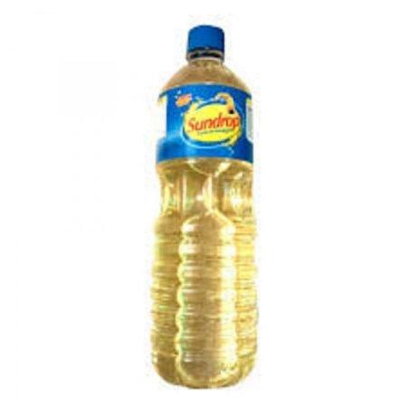 SUNDROP SUPER LITE ADVANCED SUNFLOWER OIL (BOTTLE) - 1 LTR