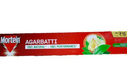 MORTEIN MOSQUITO REPELLENT INCENSE STICKS - AGARBATTI - DHUPKATHI - 1 PC