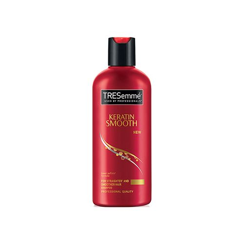 TRESEMME KERATIN SMOOTH SHAMPOO (RED) - 185 ML