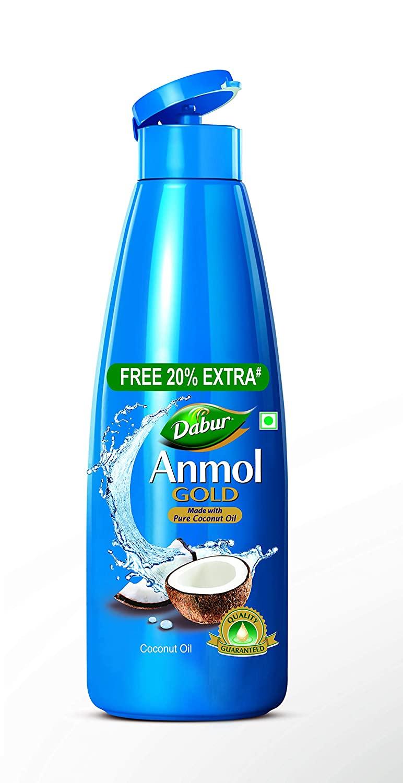 DABUR ANMOL COCONUT OIL - 100 ML