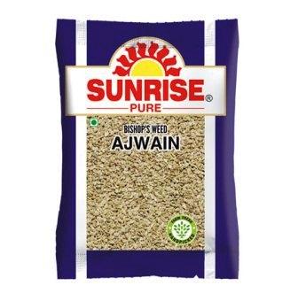 SUNRISE AJWAIN JOWAN BISHOPS WEED - 50 GM