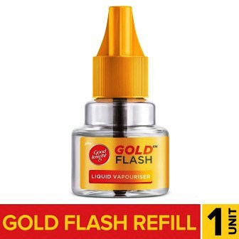 GOOD KNIGHT GOLD FLASH LIQUID CARTRIDGE - 1 PC