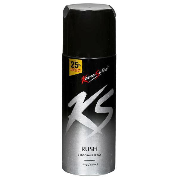 KAMA SUTRA RUSH DEODORANT BODY SPRAY - 150 ML