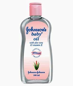 JOHNSONS BABY OIL - 100 ML