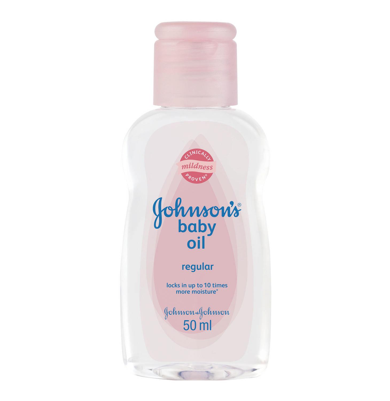 JOHNSONS BABY OIL - 50 ML