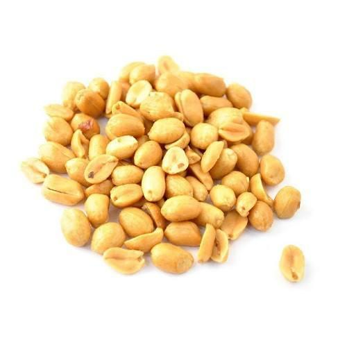 ROASTED PEANUTS - CHINA BADAM BHAJA - MUMFALI - 500 GM