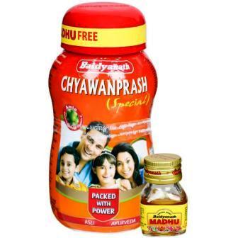BAIDYANATH CHYAWANPRASH - CHAWANPRASH - 500 GM PLUS FREE HONEY