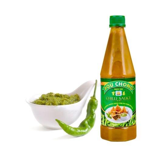 POU CHONG GREEN CHILLI SAUCE - 200 GM