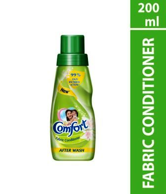 COMFORT AFTER WASH ANTI BACTERIAL FABRIC CONDITIONER - 200 ML