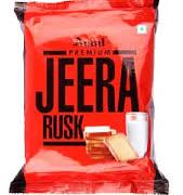AMUL JEERA RUSK TOAST BISCUITS - 200 GM