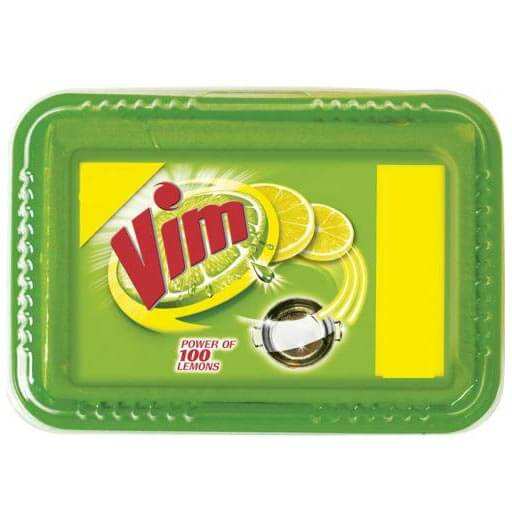 VIM BAR DISHWASH - TUB PACK - 600 GM