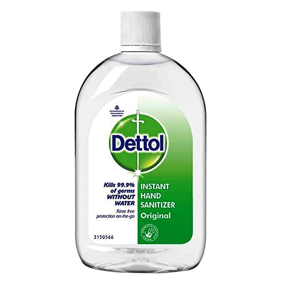 DETTOL HAND SANITIZER - 500 ML
