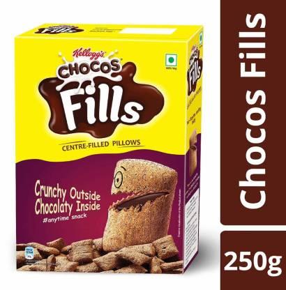 KELLOGGS CHOCOS FILLS - 250 GM