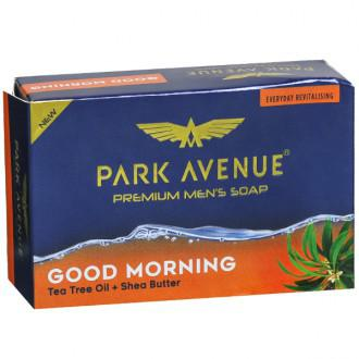 PARK AVENUE GOOD MORNING SOAP - 125 GM