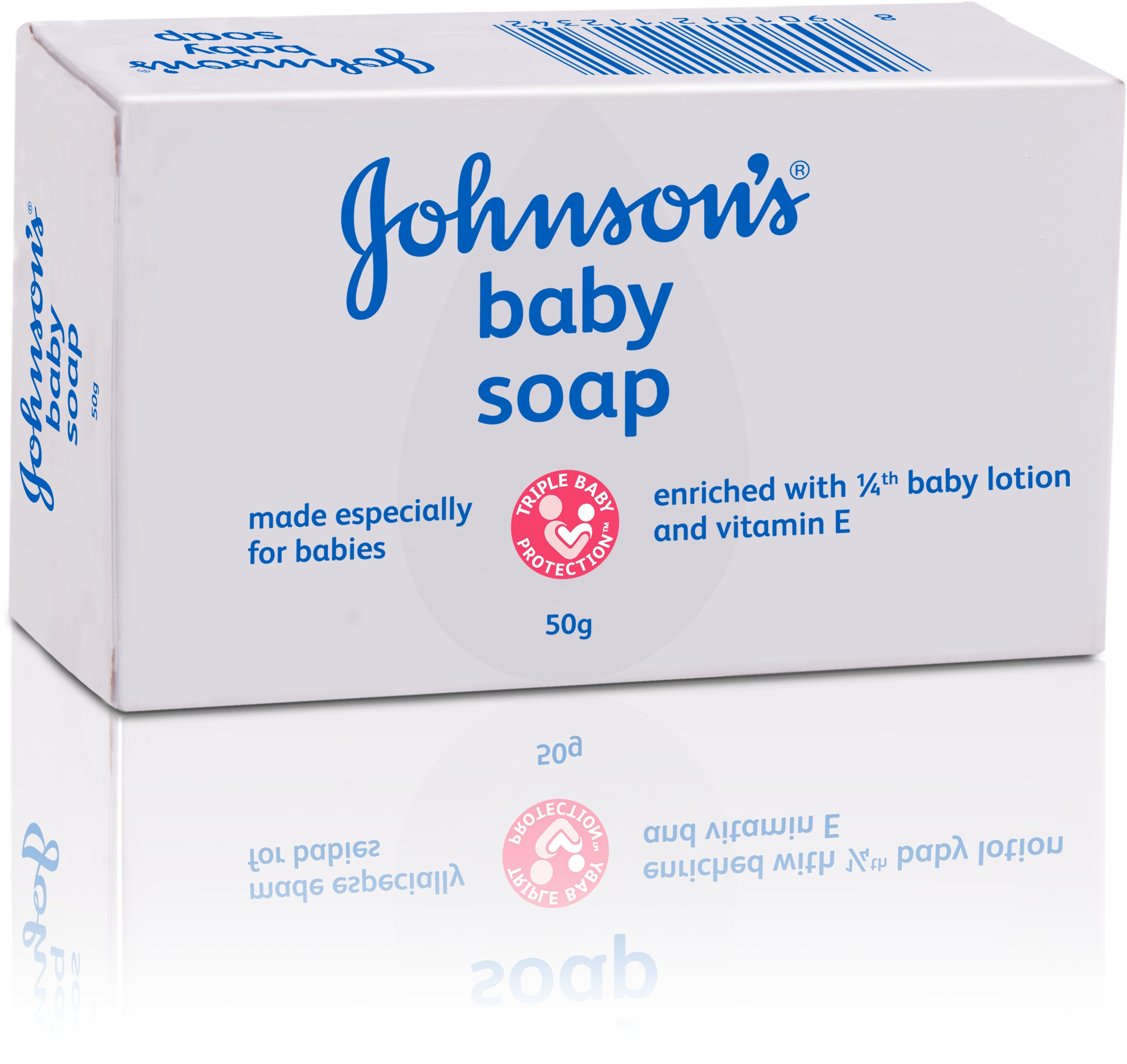 JOHNSONS BABY SOAP - 50 GM