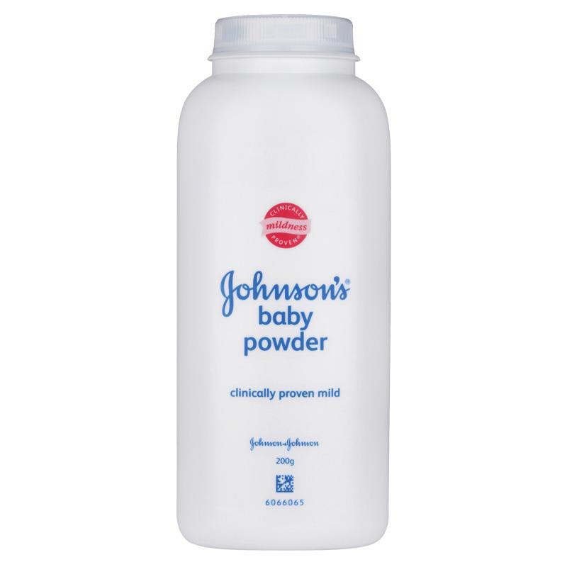JOHNSONS BABY POWDER - 200 GM