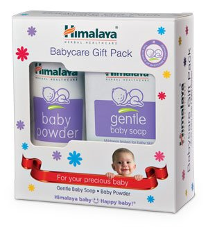 HIMALAYA BABY CARE GIFT PACK - POWDER & SOAP
