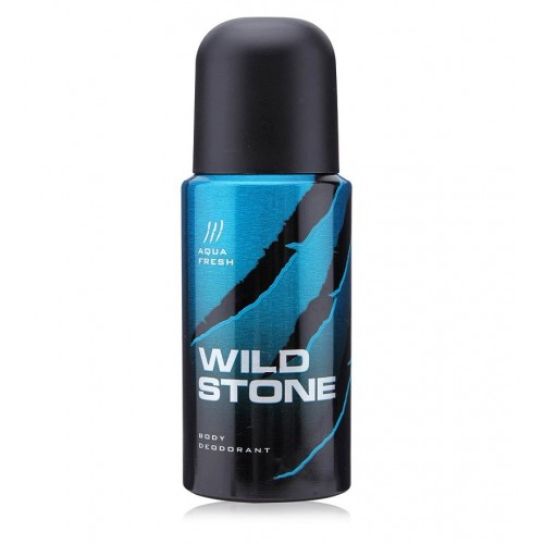 WILD STONE BODY DEODORANT - AQUA FRESH - 150 ML