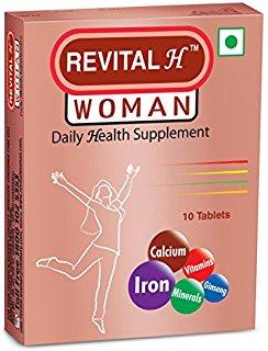 REVITAL H WOMAN - 10 CAPSULES