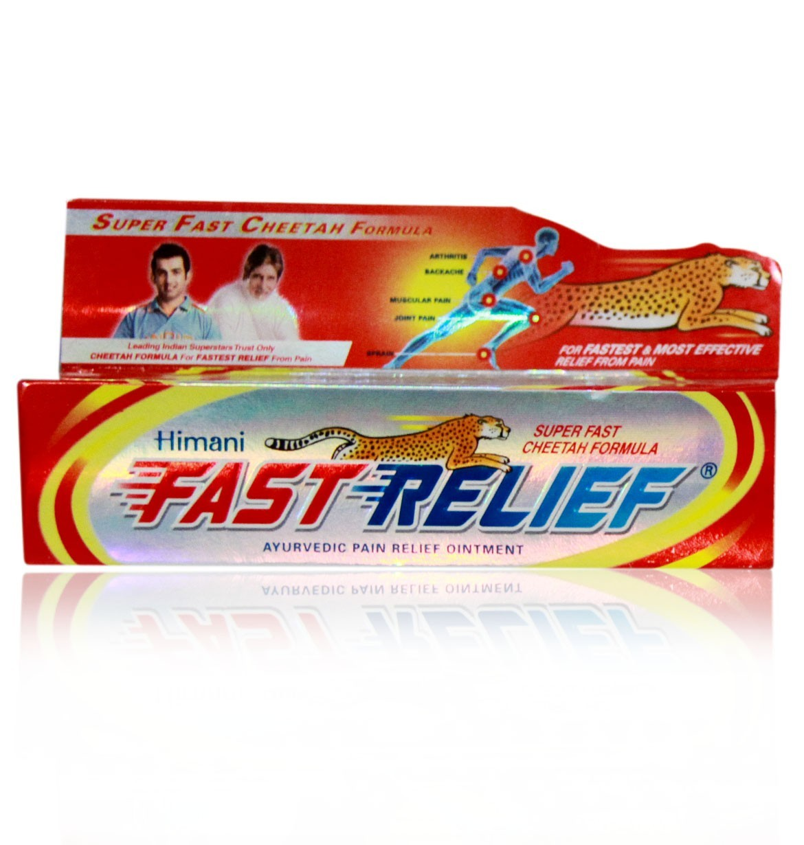 HIMANI FAST RELIEF - AYURVEDIC OINTMENT - 15 ML