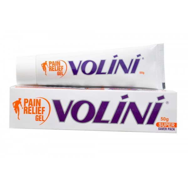 VOLINI PAIN RELIEF GEL - 50 GM