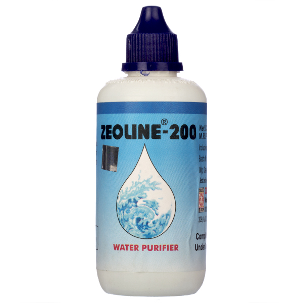 ZEOLINE WATER PURIFIER - 50 ML