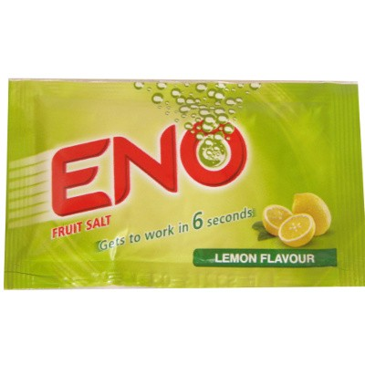ENO FRUIT LEMON SALT SACHET - 5 GM