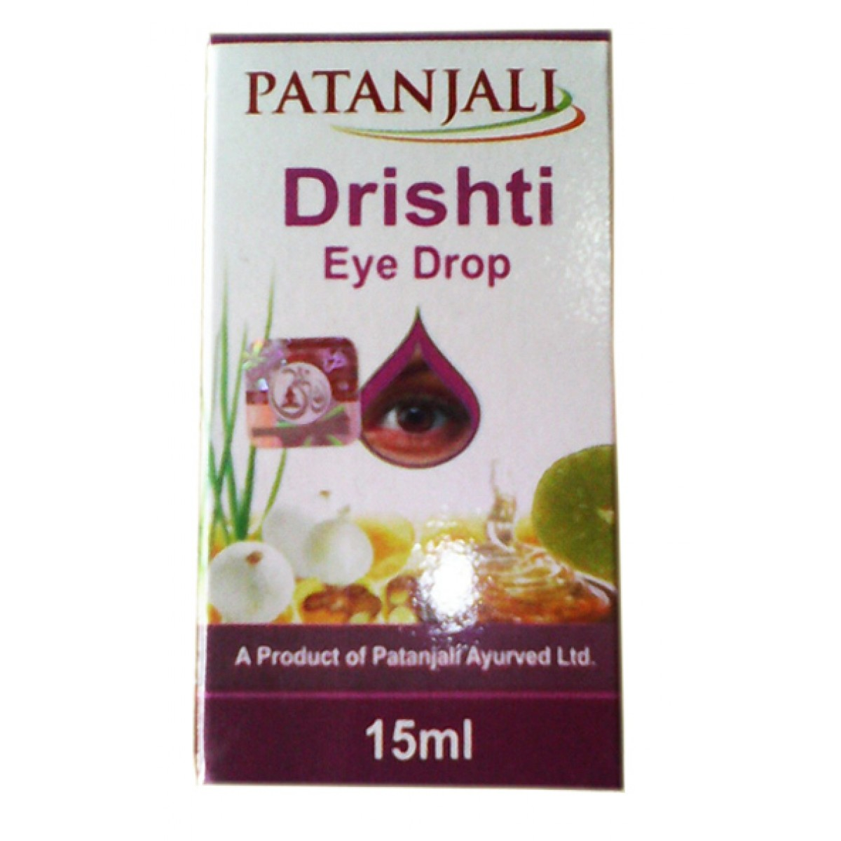 PATANJALI DRISTI EYE DROP - 10 ML