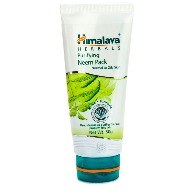HIMALAYA PURIFYING NEEM FACE PACK - 50 GM