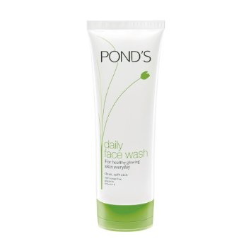 PONDS DAILY FACE WASH - 50 GM