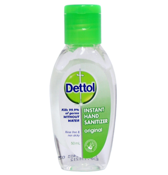 DETTOL HAND SANITIZER - 25 ML