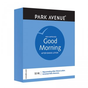 PARK AVENUE AFTER SHAVE LOTION - GOOD MORNING - 50 ML