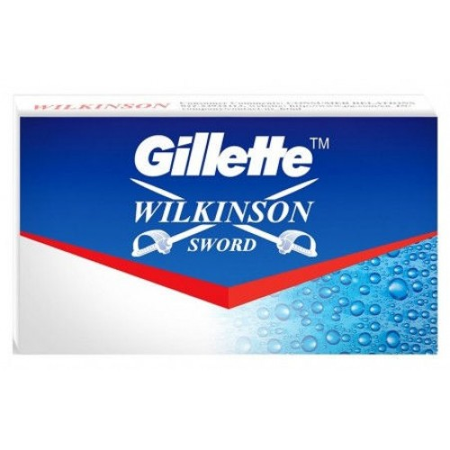 GILLETTE WILKINSON SWORD BLADE - 5 PCS X 2