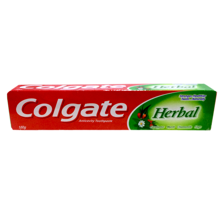 COLGATE HERBAL TOOTHPASTE - 100 GM
