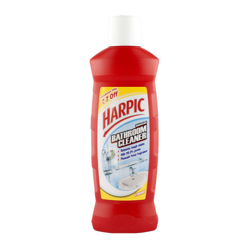 HARPIC BATHROOM CLEANER (RED) - 500 ML
