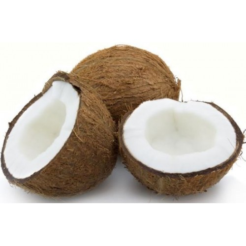COCONUT - NARKEL - NARIYAL - 1 PC